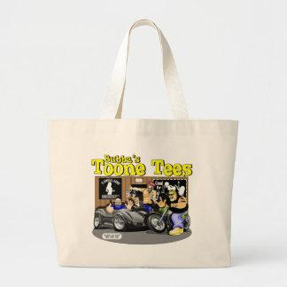 SALOONS CANVAS BAGS