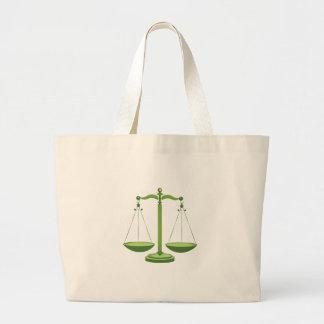 Scales Canvas Bags