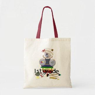 School T Shirts Canvas Bags