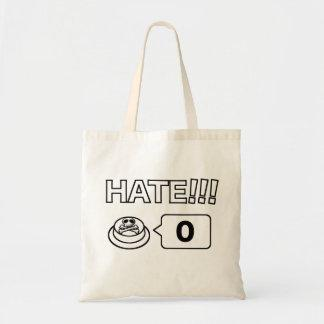 Share/Social Button: I Love You: Hate!!! 0 Bag