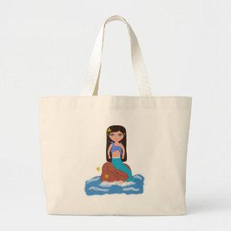 Sofia the Mermaid Beach Bag