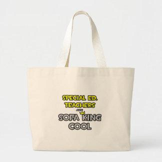 Special Ed. Teachers Are Sofa King Cool Tote Bag