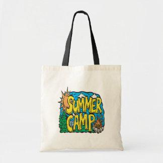 Summer Camp Canvas Bags