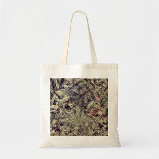 The Texture Of Leaves Bags