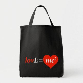 Theory of Love Equation Tote Bag