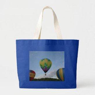 Three on the rise!  XLTA Tote Bags
