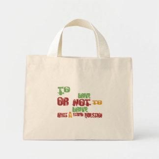 To Drive Canvas Bag