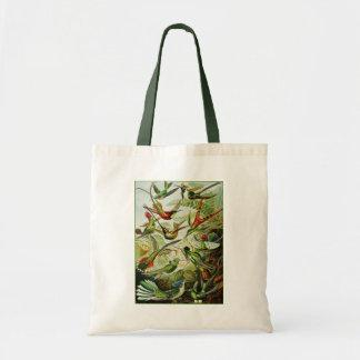 "Tote: Hummingbirds (""Trochilidae"") by Haeckel Tote Bag"