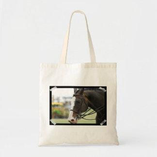 Warmblood Horse Photo Small Bag