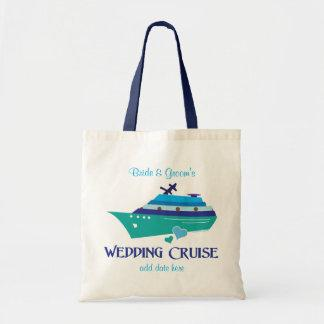 Wedding Cruise Budget Tote Bag