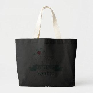 Wedding Rings Wedding Party Tote Bag