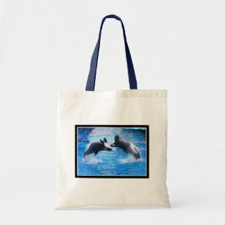 Whale Photo Tote Bag
