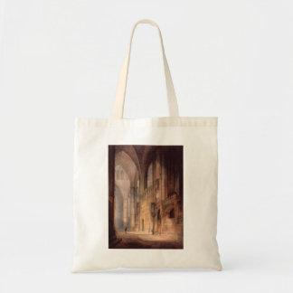 William Turner:St. Erasmus in Bishop Islips Chapel Tote Bag