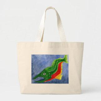 Winning art by  R. Bekeris - Grade 11 Canvas Bags