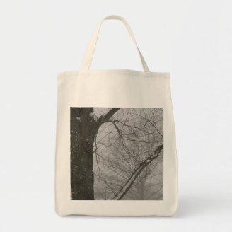 Winter Trees Bags
