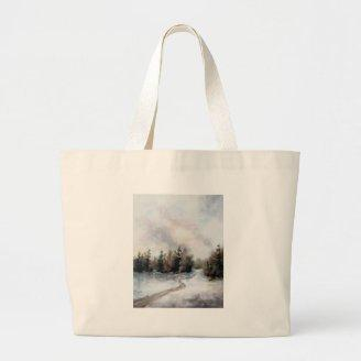 Winters Sunset Bag