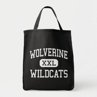 Wolverine - Wildcats - Middle - Wolverine Michigan Bag