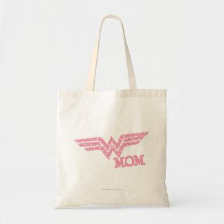Wonder Mom Pink Tote Bag