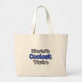 World's Coolest Twin Bag