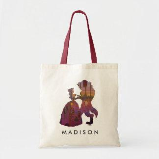 Beauty & The Beast | Silouette Dancing Tote Bag