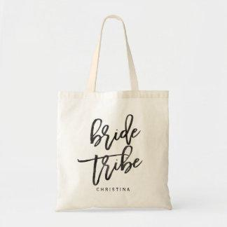 Calligraphy Bride tribe Tote Bag