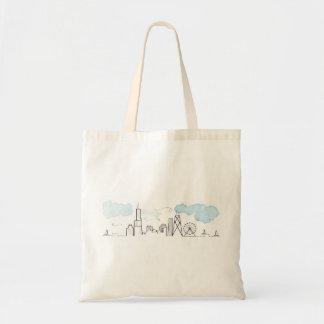 Chicago Skyline Bag