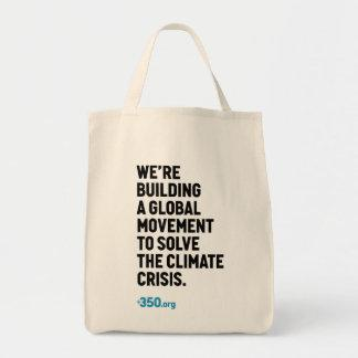 Climate Movement Tote Bag