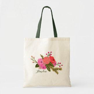 Custom | Vintage Garden Tote Bag