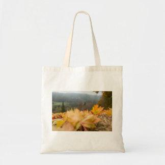 Maple tree leaves in Latvia. Tote Bag