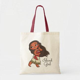 Moana | Island Girl Tote Bag