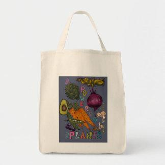 Powered by Plants. By LeikeMichelowDesign Tote Bag